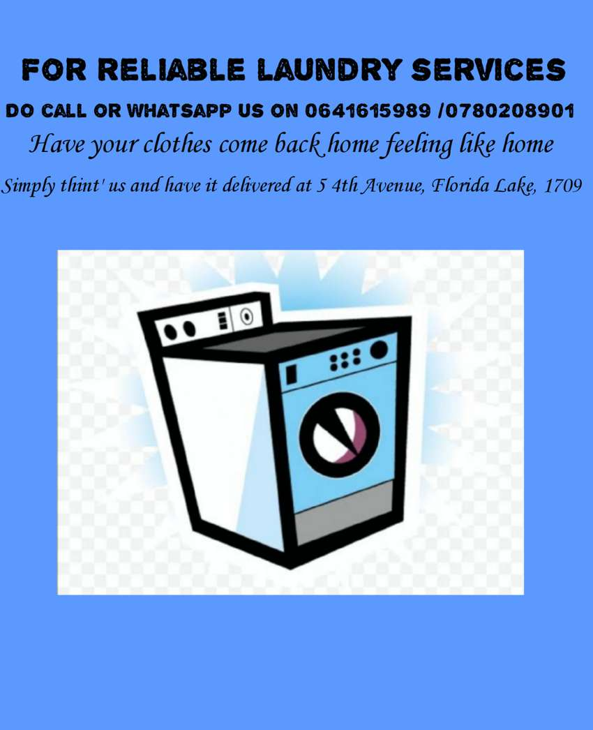 Laundry services 0