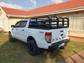 """Cattle Rail & Canvas """"Canopy"""" Cover"""