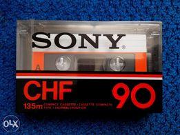 кассета SONY CHF90 (Япония)