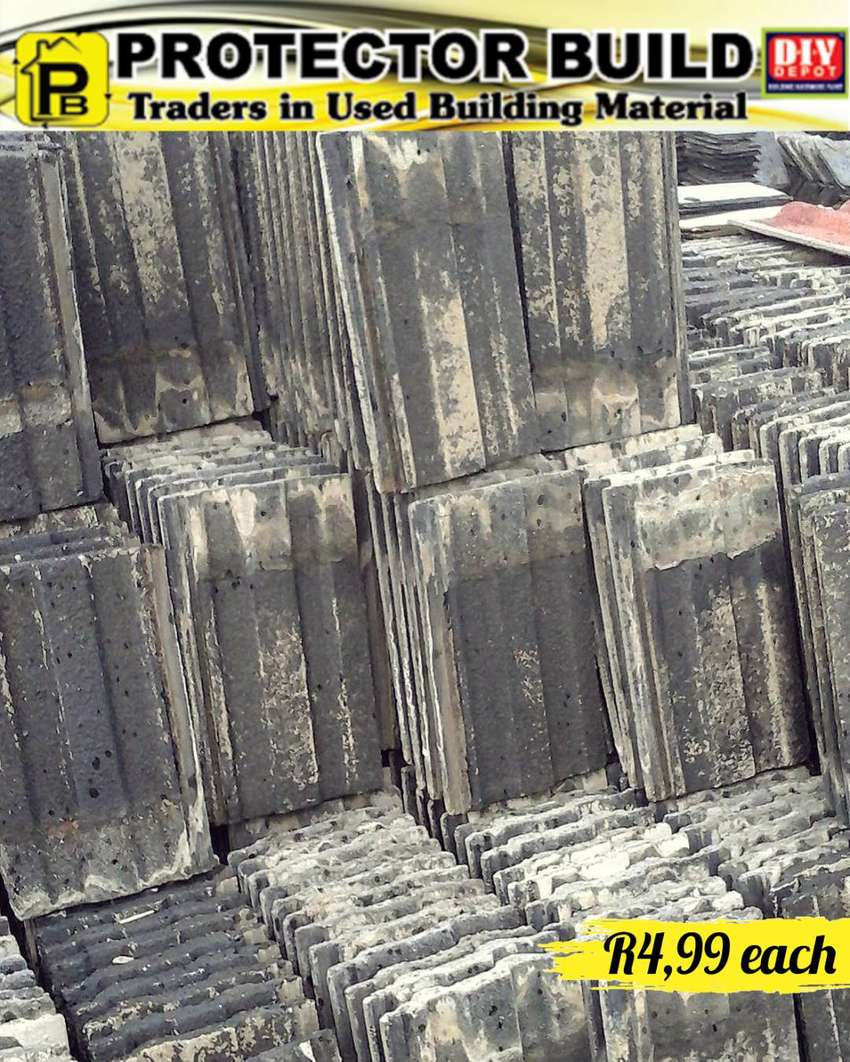 WTC roof tiles for sale 0