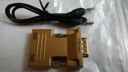 Переходник - конвертер HDMI to VGA