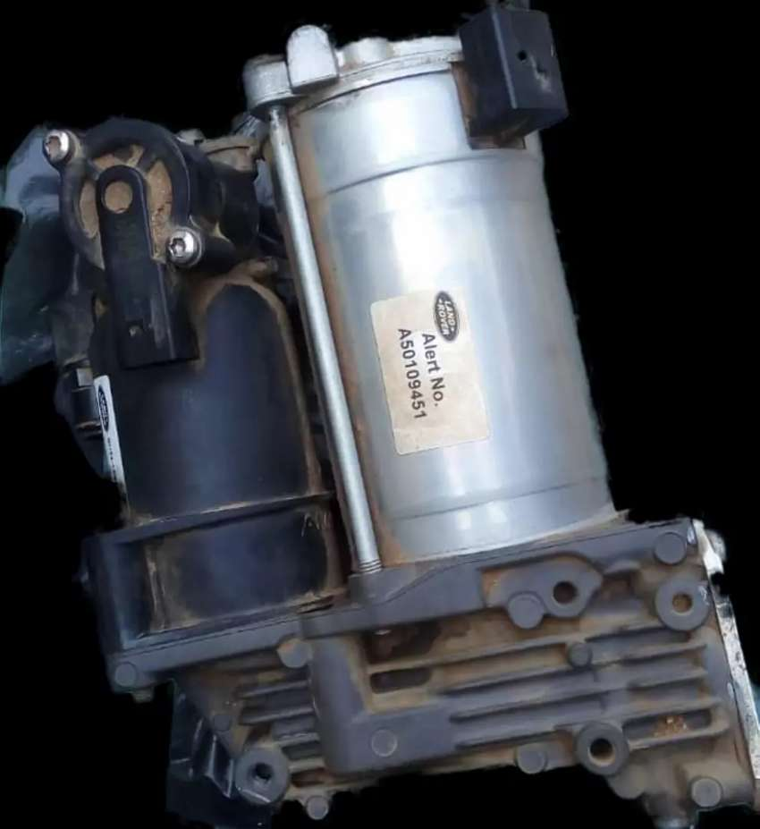 Land Rover Discovery 4 air suspension compressor
