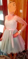 Suknia wieczorowa, balowa