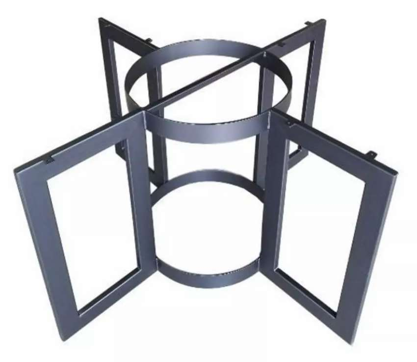 Welder fabricator of metal chairs and furniture 0