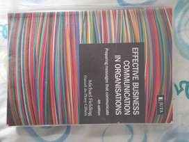 Bcom Business Communication textbook