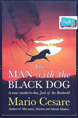 Mario Cesare The Man with The Black Dog