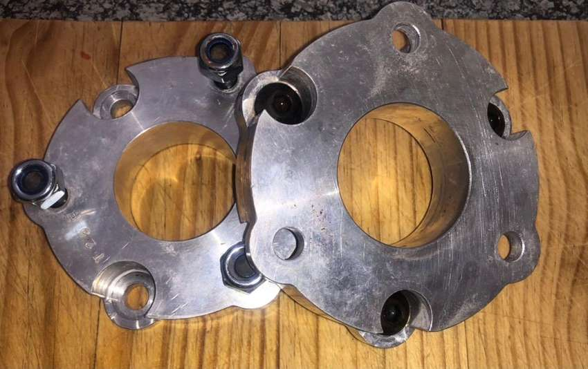 Ford Ranger T6 Suspension Spacers/Lifter 0