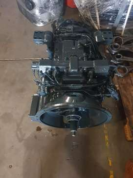 SCANIA GRS 900 GEARBOX