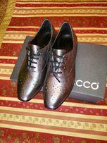 Женские туфли ECCO 38 размер