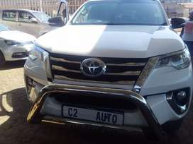 2017 Toyota Fortuner 2.4 GD6 4x2 Auto