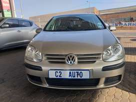2008 Volkswagen Golf 5 1.6 Manual