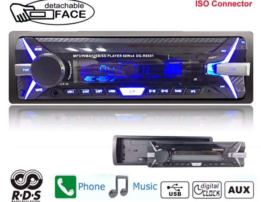 2019bluetooth car radio system 0