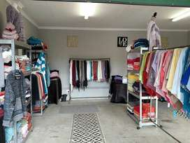 Full Knitting/CMT Business for sale in Pinetown.