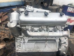 Ямз 236. Мазовский Двигатель. Шестерка маз
