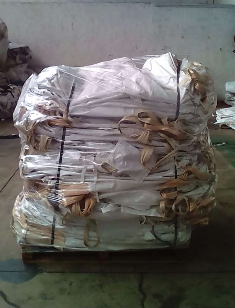 BULK BAGS, 1 Ton, ONCE USED 0