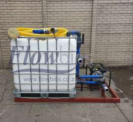 1000L NEW HONEY SUCKER - SEWERAGE WATER WASTE SUCTION RIOOL TRASH TANK