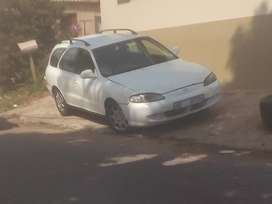 Start and running car daily runner just touch ups here and ther