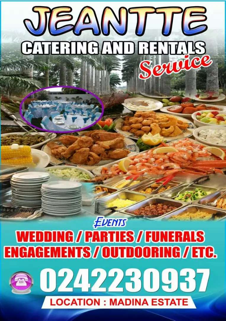 JAS RENTALS AND CATERING SERVICES 0