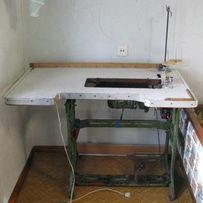 Стол с мотором для швейной машинки 22 класса