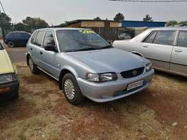 TOYOTA TAZZ 1.3 FOR SALE!!