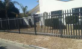 FENCING # PALISADES # CLEARVIEW # VIBERCRETE # NUTEC STEEL FENCE