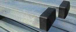 Słupek Ogrodzeniowy ocynk Profil 60x40 H=200cm Ocynkowany Panel