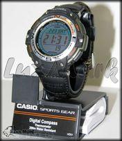 Часы Casio SGW-100B-3V Компас/термометр
