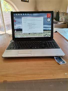 E machines i5 laptop with other computer accessories for sale