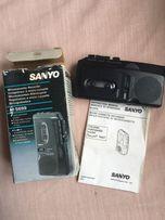 Диктофон Sanyo микрокассетный