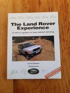 Land Rover Experience by Tom Sheppard