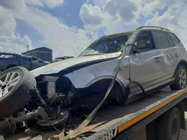 BMW X3 2.0D E83 STRIPPING FOR PARTS