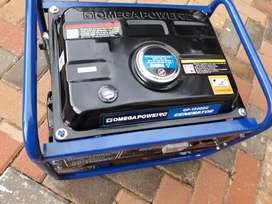 1.9kw, 5litres Omega generator for only R2600