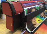 Image of High Speed Konica Series Large Format Solvent Printers