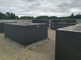 Szambo betonowe 10m3 z atestem Gwarancja Zbiorniki betonowe