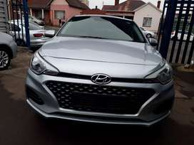 2019 Hyundai i20 (1.2) Manual With Service Book