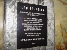 Продам CD боксет Led Zeppelin