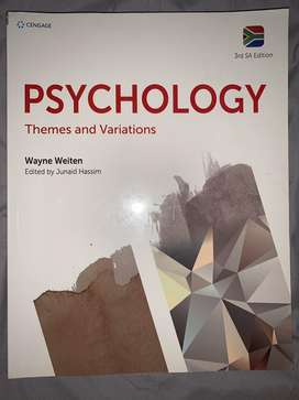 Psychology & Criminology