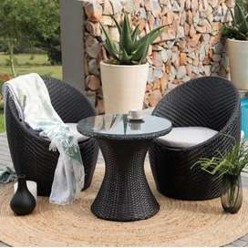 Patio/Balcony table and chairs set for sale