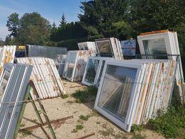 Okna Używane z demontażu, z rozbiórki z Niemiec. Najtaniej!