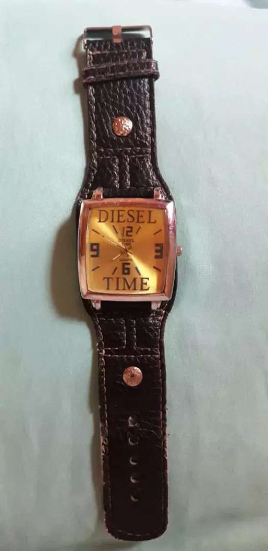Men's Diesel Time Watch Limited Edition