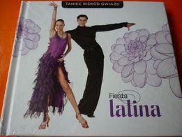 "Zestaw 3 płyt CD ""Fiesta latina"" (nowe, w folii) mambo lambada labamba"