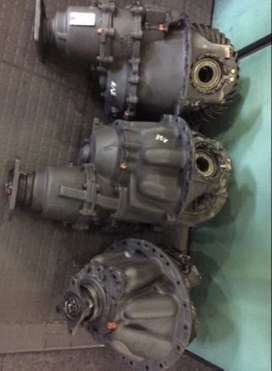 FUSO 7.1 RATIO DIFF SET