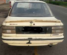 Toyota Corolla 1.6 stripping for parts