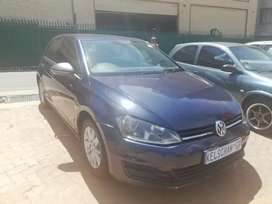 2013 Golf 7 Tsi Bluemotion For Sale