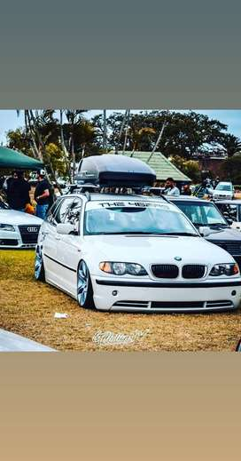 Bmw e46 station wagon 318i