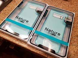 Защитный бампер Nillkin Nature Tpu Blue для Samsung Galaxy Note 8