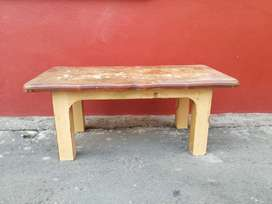Wooden coffee table - R80
