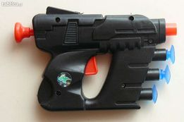 Pistolet na strzałki! NOWY!Duża ilość!
