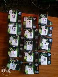 HP ink catriges(920 &933) 0