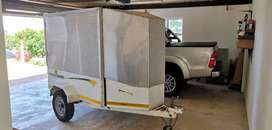 Camp Master Town and Country Camping Trailer